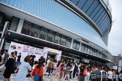 「KANSAI COLLECTION 2016 AUTUMN&WINTER」会場外観(C)モデルプレス