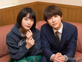 吉沢亮&深川麻衣がカップル役「全体重を受け止めてくださった」「笑顔にキュン」 歌声も披露の初共演<インタビュー>