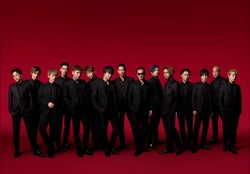 "EXILE TRIBE新年会の模様公開 ATSUSHIの""NYカウントダウン""も…EXILE新企画でメンバーがプロデュース"