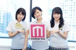 HKT48で一番女子力が高いのは?兒玉・田島・朝長が語るグループのファッション・メイク事情<Q&A>