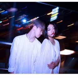 モデルプレス - Elina(水野絵梨奈)ユニット「白雨」結成 新ビジュアル解禁に反響