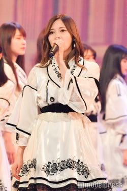 白石麻衣/「第69回NHK紅白歌合戦」 (C)モデルプレス