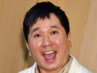 爆笑問題・田中裕二、山口もえの「ファンだった」幸せ結婚記者会見