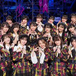 モデルプレス - AKB48・モー娘。・ももクロ、10年ぶり同じステージに 7グループ68人が集結