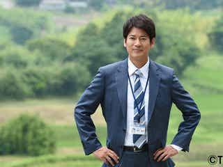 唐沢寿明演じるスーパー公務員、予算「1万円」で夏祭を敢行?『ナポレオンの村』スタート