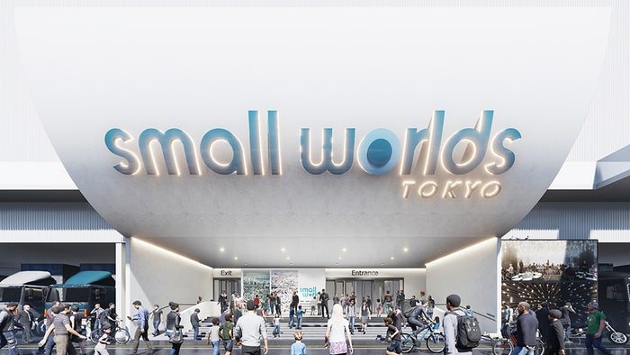 SMALL WORLDS TOKYO(C)SMALL WORLDS.Inc
