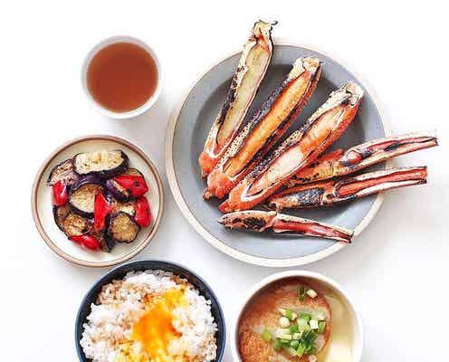 カニに合う献立って?副菜から汁物まで美味しい簡単レシピで食卓を華やかにしよう