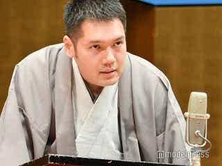 神田松之丞改め六代目・神田伯山、約20分の熱演も「やりにくくてしょうがない」