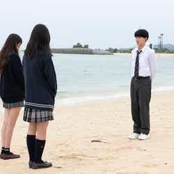 みゆ、みやび、ひかる「今日、好きになりました。-春桜編-」(C)AbemaTV, Inc.