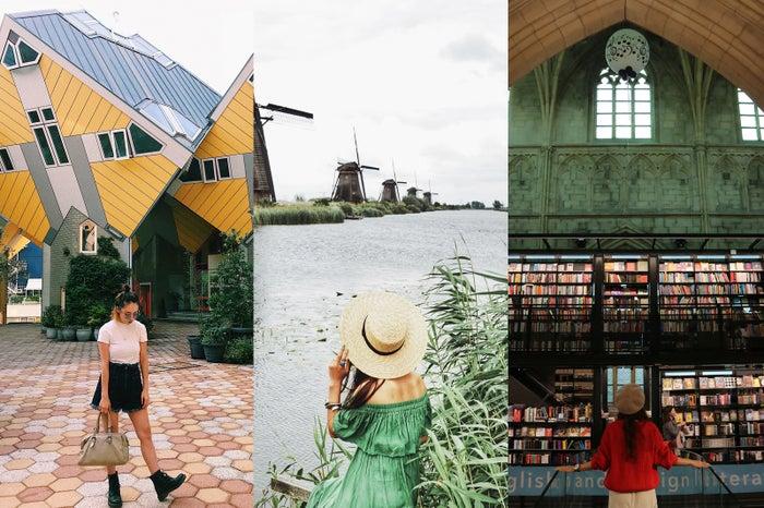 オランダに行ったら外せない!女子旅プレス厳選「世界的トレンドスポット7選」@yuka_matsubayashi、@lifestock_yuuki、@yurisu13