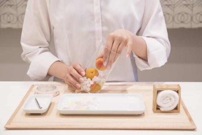 世界初の梅体験専門店「蝶矢」/画像提供:チョーヤ梅酒