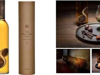限定200本!8年間、樽で熟成させた日本酒ってどんな味?芳しい香りとまろやかで奥深い味わい