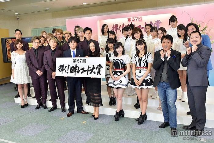 「第57回 輝く!日本レコード大賞」記者会見