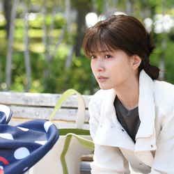 内田有紀/「わたし、定時で帰ります。」第8話より(C)TBS