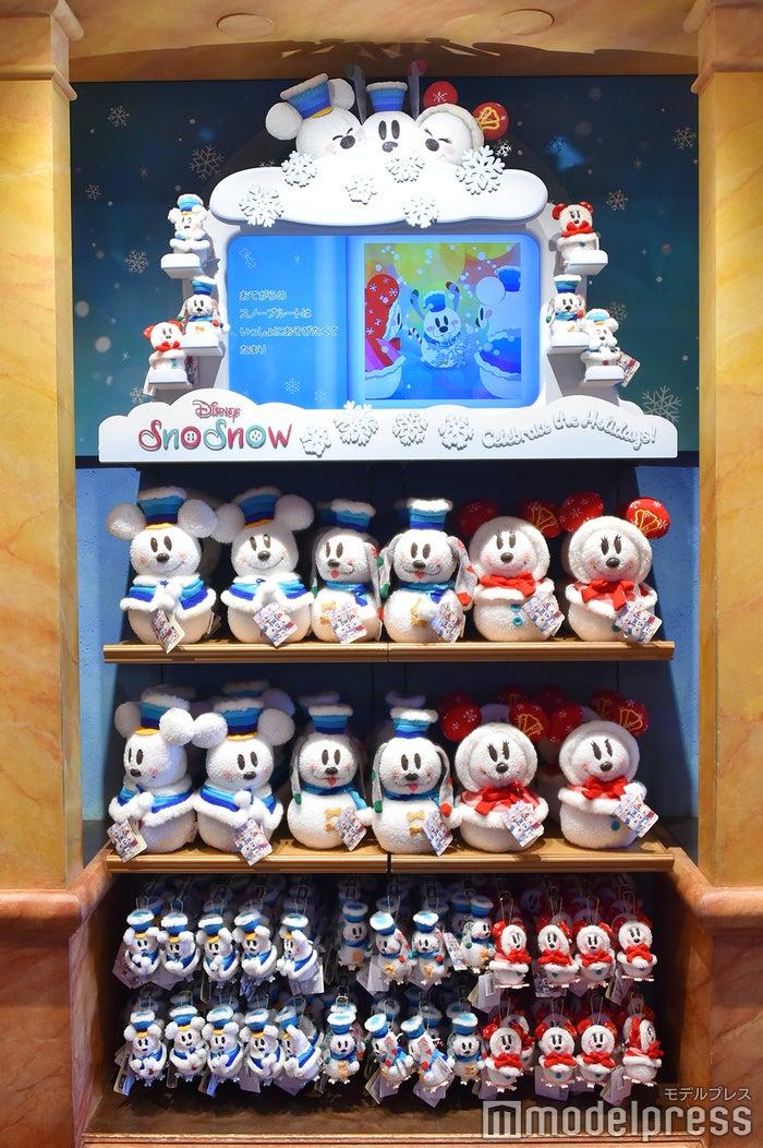 """""""スノースノー""""グッズ(C)モデルプレス(C)Disney"""