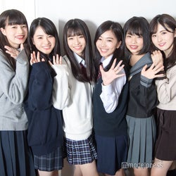 昨年度「女子高生ミスコン2018」ファイナリスト (C)モデルプレス