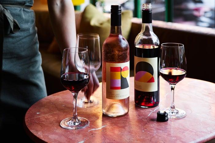 ハウスワイン/画像提供:bills japan