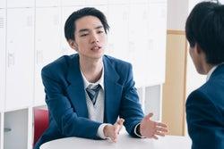 清水尋也/「電影少女」第2話より(C)「電影少女2018」製作委員会