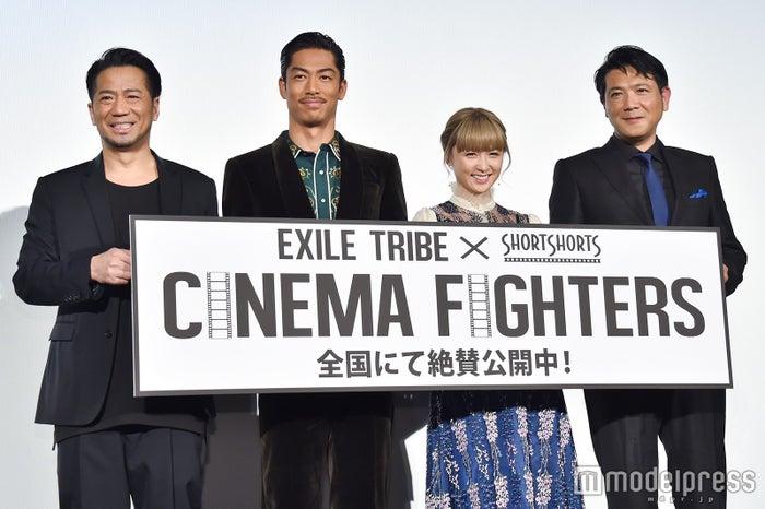 EXILE HIRO、EXILE AKIRA、Dream Ami、別所哲也(C)モデルプレス