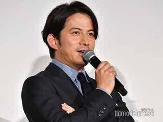V6岡田准一、ファン絶賛のシーンを再現「いくらでも言いますよ」<ザ・ファブル>