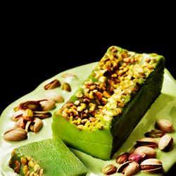 季節のガトーショコラ‐濃密ピスタチオ税込3,000円/画像提供:ドロキア・オラシイタ