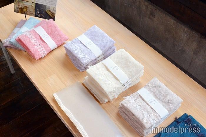 麻ふきんは速乾性に優れているため生乾きの嫌な臭いが発生しにくい、1,200円(C)モデルプレス
