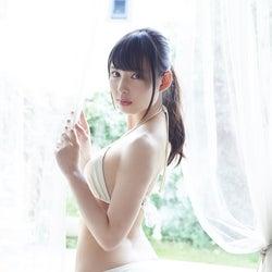 """""""魅惑のヒップ""""沖口優奈はバストだってすごい 磨き上げた美ボディ披露"""