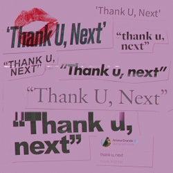 アリアナ・グランデ新曲「thank u, next」を発表(画像提供:ユニバーサルミュージック)