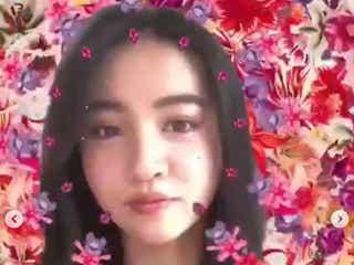 Koki,、華やかな花に囲まれる 姉・Cocomi撮影ショットに「綺麗」と絶賛の声
