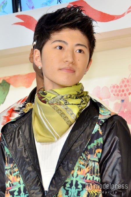 佐野玲於(GENERATIONS from EXILE TRIBE)
