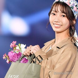 けやき坂46高本彩花、可愛さ全開 春先取りコーデを披露<TGC SHIZUOKA 2019>