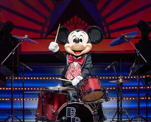 東京ディズニーシー「ビッグバンドビート」一部変更して公演決定