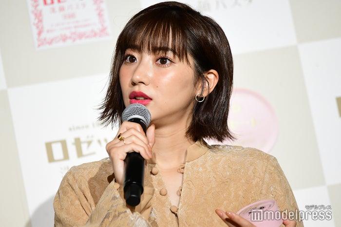 イメチェン前の武田玲奈/2019年10月撮影(C)モデルプレス
