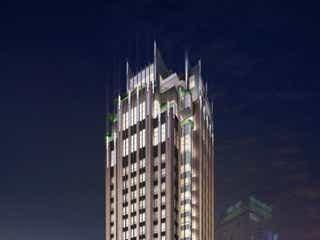 日本初上陸ホテル「キンプトン新宿東京」2020年10月開業