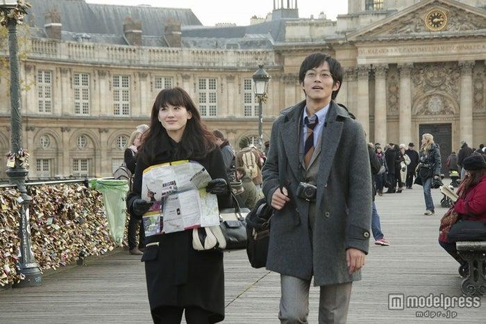 パリの美しい景色も見どころ (C)2014映画「万能鑑定士Q」製作委員会