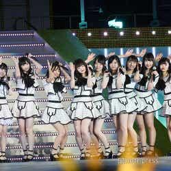 AKB48グループGYAO!選抜 (C)モデルプレス