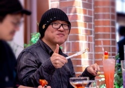 「名探偵コナン」原作者・青山剛昌、怪盗キッドと対決「すっかり騙された!」