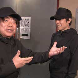 出川哲朗、田村淳(C)テレビ朝日