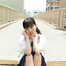 撮影:細居幸次郎/HKT48田中美久写真集「1/2少女」(双葉社)