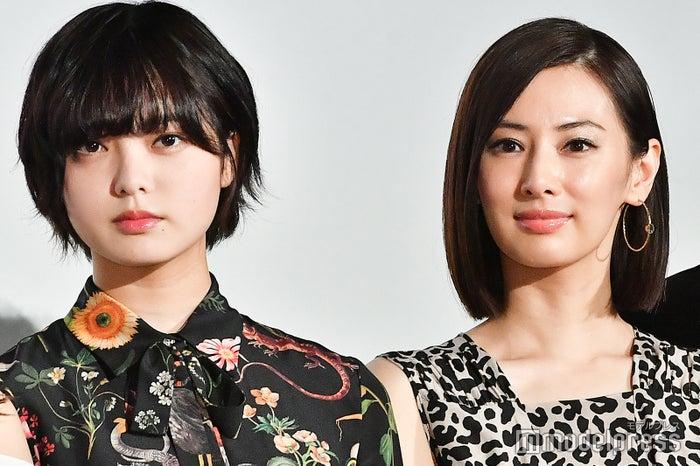 平手友梨奈、北川景子 (C)モデルプレス