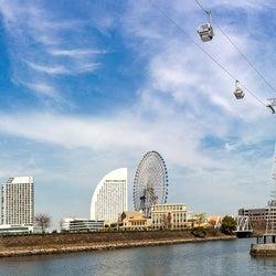 「YOKOHAMA AIR CABIN」横浜に常設ロープウェイ、桜木町駅~新港ふ頭を空中散歩