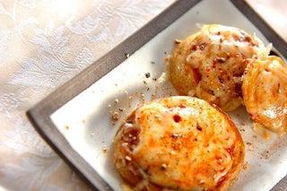 とろ~りチーズ×ホクホク食感が絶品!「ジャガイモピザ」