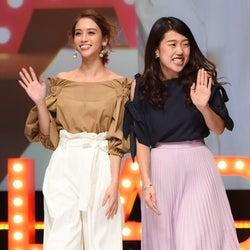 横澤夏子、滝沢カレンとのランウェイで嘆き「全然教えてくれないから!」