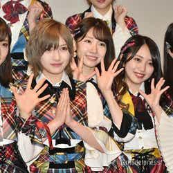 モデルプレス - AKB48小栗有以 、センター抜擢にプレッシャーも「私がやっていいのか…」<紅白リハ2日目>