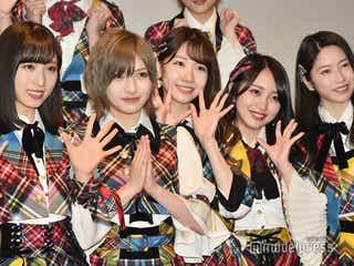 AKB48小栗有以 、センター抜擢にプレッシャーも「私がやっていいのか…」<紅白リハ2日目>