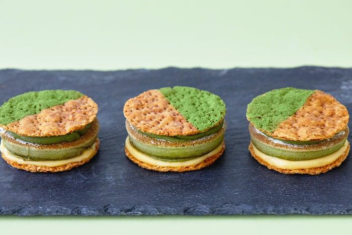 パンケーキパイ 抹茶 400円/画像提供:フレーバーワークス
