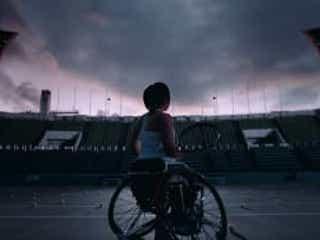 強さを生み出す原動力を発信!テニスプレーヤー上地結衣選手の新TVCM「信じ合う力」篇が公開!