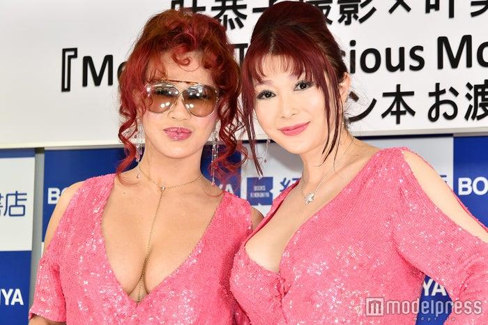 叶恭子、叶美香(C)モデルプレス
