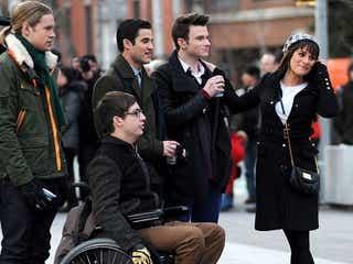 『Glee』キャストが今パフォーマンスしたい曲とは?