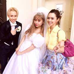 モデルプレス - りゅうちぇるの実姉・比花知春、弟夫婦の結婚式に感慨 裏話明かす